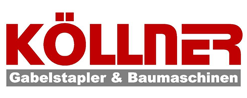 Ralf Köllner Gabelstapler und Baumaschinen Inhaber Ralf Köllner - Logo